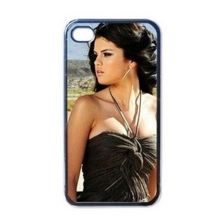Singer Cute Chic Apple iPhone 4 4S Black/White/Cl​ear Case New MNH