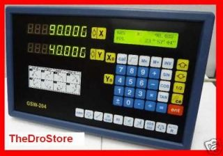 TDS LCD Digital Readout +2 Scale   Mill / Lathe DRO   us