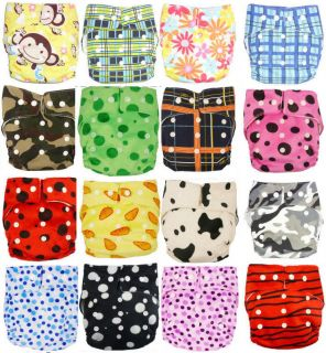 Baby  Diapering  Cloth Diapers