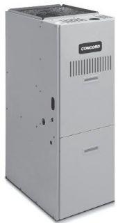 90% 75,000 BTU Upflow Natural/Propane Gas Furnace   CG90UB075D16C