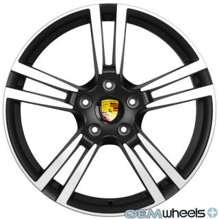 TURBO STYLE WHEELS FITS PORSCHE CAYENNE S GTS TURBO HYBRID DIESEL RIMS