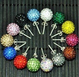 disco ball earrings in Earrings