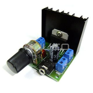 TDA7297F Digital Audio Amplifier 15W+15W Dual Channel Amplifier DC 12V