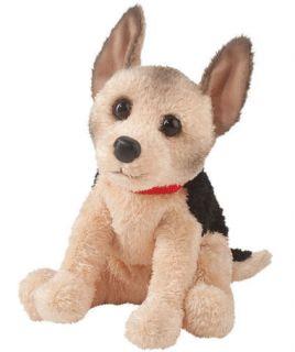 New DOUGLAS TOY Stuffed DOG Plush Animal GERMAN SHEPHERD Soft