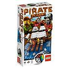 LEGO PIRATE PLANK Building Play Ship & Game With Mini Figures # 3848