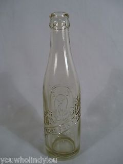 Vintage Mid Century Dr Pepper Soda Bottle 10 2 4 Clock Embossed Good