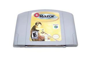 Razor Freestyle Scooter (Nintendo 64, 2001)