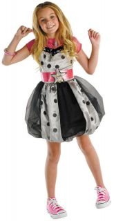 Hannah Montana Miley Cyrus Pop Star Rock Dress Up Halloween Child