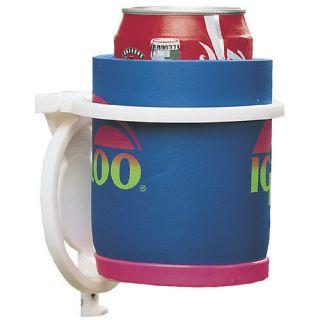 Kwik Tek Drink Thing Beverage Cup Holder Motorcycle ATV Boat Camper