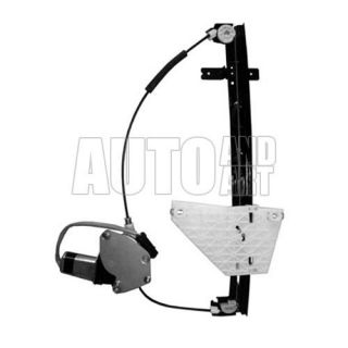 New Drivers Rear Window Lift Regulator with Motor Assembly 01 04 Grand