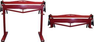 Industrial 36 x 12 Gauge Sheet Metal Bending Brake Bender Bench Top