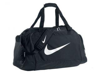 Bag Club Team Large Duffel Personal Black bag Soccer Football Gym Bags