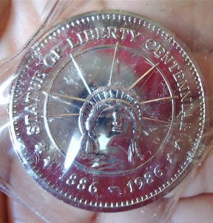1986 Statue of Liberty Centennial Double Eagle Gift Freedom