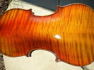 Fine Italian Label Violin GENNARO DE LUCCIA . . . Anno 1927 from