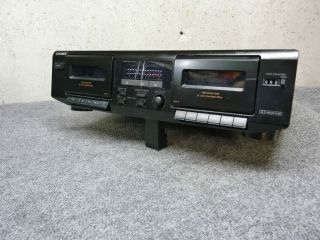 sony dual cassette deck in Cassette Tape Decks