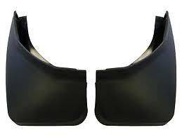 LAND ROVER RANGE HSE 4.4 03 05 REAR MUDFLAPS MUD FLAPS NEW