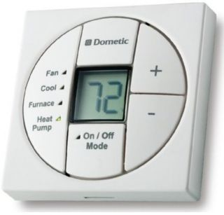 Dometic 3313189.000 Single Zone LCD Thermostat and Control Kit Polar