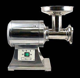 New True 1HP Commercial Electric Meat Grinder #12 No 12