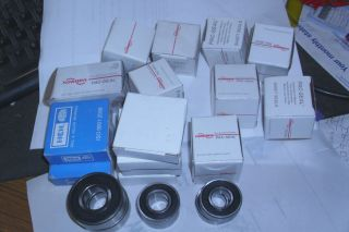 kit MOTORS POOL,SPA, IRRIGATION,WELL PUMPS BEARINGS,SHAFT SEALS GO