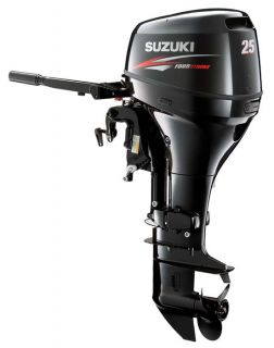 25hp SUZUKI 4 STROKE Outboard Motor 15 SHORT SHAFT ELECTRIC START