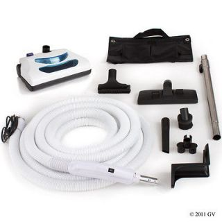 Central Vacuum kit w Power Head hose and tools for Beam Electrolux