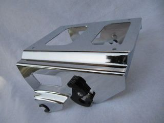 Solo Tour Pack Pak Detachable Mounting Rack for (09+) Harley Davidson