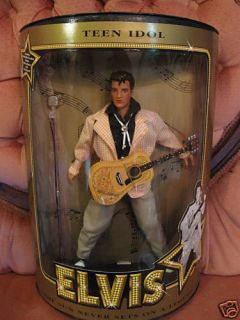 Elvis Presley Teen Idol Hasbro 1993 Collector Doll ~