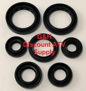 2000 2006 Honda TRX350 Rancher Oil Seal Kit TRX 350 ATV Four wheeler
