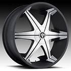 26 Brutus Blades Wheels Rims Tires Caprice Cutlass 24