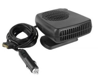 NEW Portable Electric Heaters for Car 12V Heater & Fan