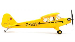 NEW Receiver Ready RC Electric Brushless J3 Piper Cub Plane Airplane