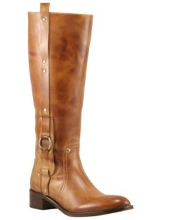 Womens Charlie 1 Horse By Lucchese Tan English Riding Boots I4670