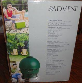ADVW801 900Mhz 20 Watt 2 Way Indoor Outdoor Wireless Speaker NEW