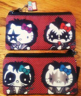 Hello Kitty/ KISS Pencil Case