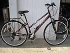 comfort commuter cruiser 18spd, rack real nice bike/bicycle#021