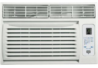 6,000 BTU Air Conditioner Energy Star Window Unit with Remote Control