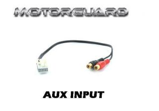E90 aux input lead RCA car radio iPod  adapter CT29BM02 2006 on
