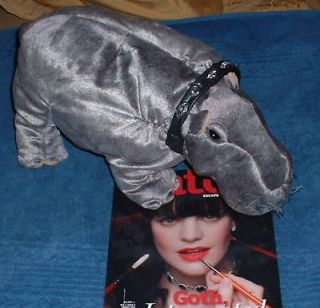 Exclusive NCIS~ BERT the FARTING HIPPO  Official NCIS