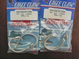 eagle claw circle hooks in Hooks & Sinkers