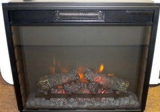 Flame/Twin Star 23 Electric Fireplace Insert   Model 23EF022GRA