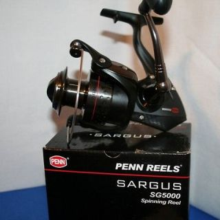 PENN SARGUS SG5000 SPINNING REEL ((NEW IN BOX)) 031324375000