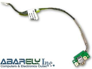 Dell Latitude E6400 XFR Firewire Port Board w/ Cable RK128 0RK128