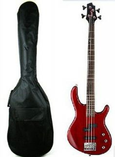 Padded Guitar Gig Bag Soft Case For 40 41 Electric Bass Guitar