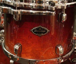 Tama drums sets Starclassic Birch Bubinga B/B Dark Cherry Fade lacquer