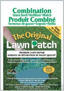 AMTURF 34322 5 lb SHADY LAWN PATCH GRASS SEED MIX