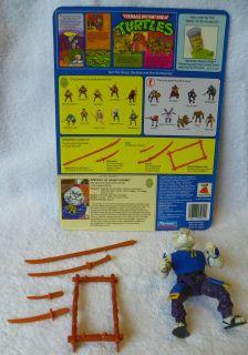 Teenage Mutant Ninja Turtles TMNT 1989 USAGI YOJIMBO 100% Complete w