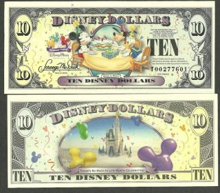 disney dollars 2009 in Disney Dollars