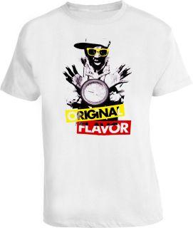 Original Flavor Music Public Enemy Flava Flav T Shirt
