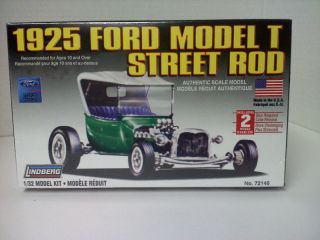 1925 FORD MODEL T STREET ROD MODEL KIT
