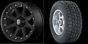 20 inch truck tires in Wheel + Tire Packages